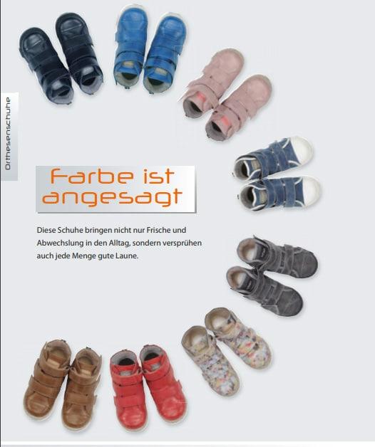 Kinderorthopädie Velten Gesunde Schuhe